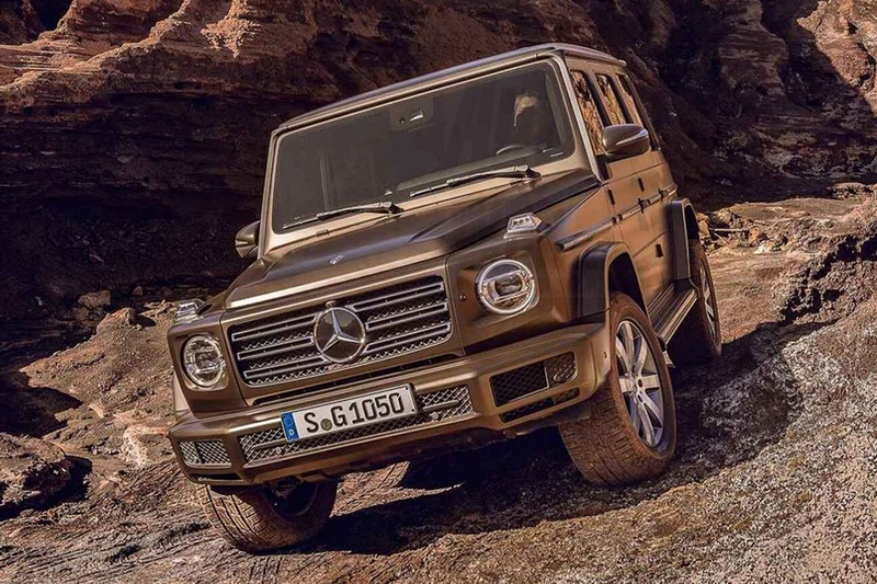 2017 - [Mercedes-Benz] Classe G II - Page 6 72tywn10