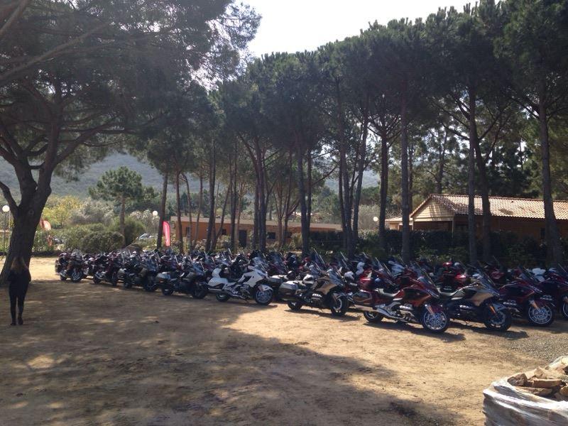 #ultimategoldwing- Les prises en main des concessionnaires en Corse 29571211