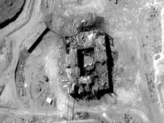 Révélations sur une opération secrète de l'armée israélienne 12580910