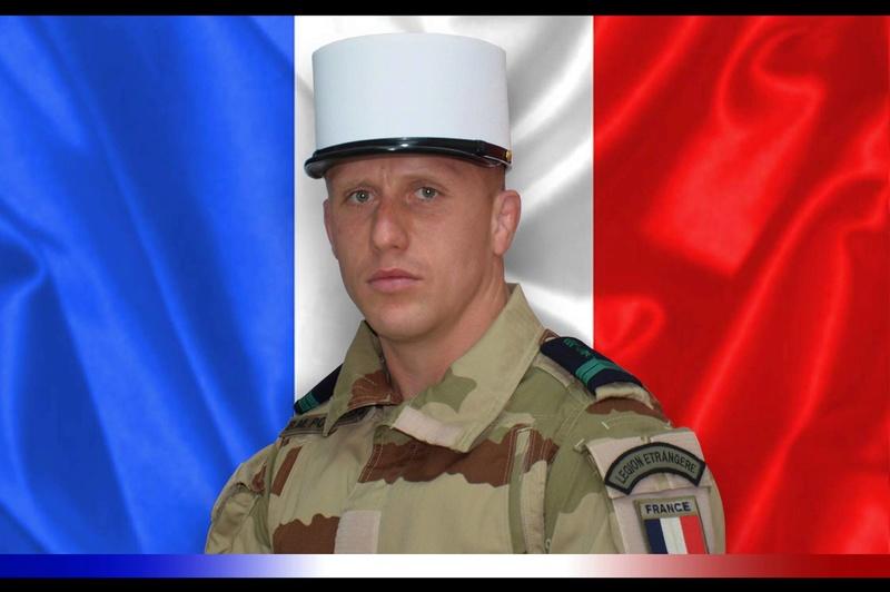 Décès du caporal Bogusz POCHYLSKI du 2ème Régiment Etranger d'Infanterie 29541010
