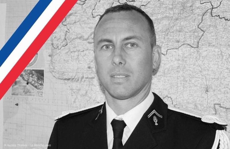 Le lieutenant-colonel Arnaud Beltrame nous a quittés 29541210