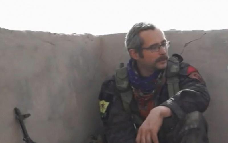 Syrie : les forces kurdes annoncent la mort d'un Français qui combattait avec elles 75663210