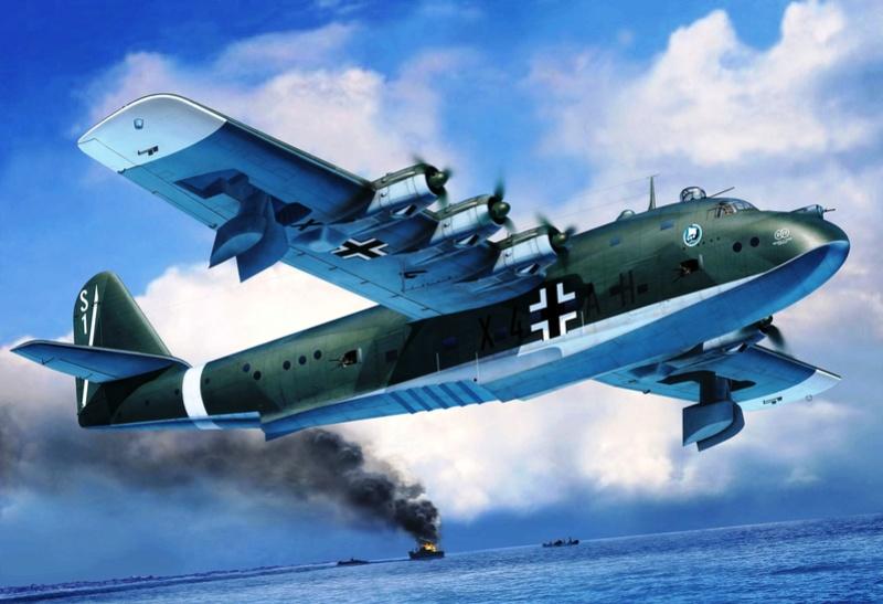 Le Blohm & Voss Bv-222 Bv222b10