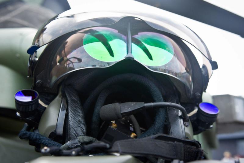 casque de pilote du tigre : topowl Casque10