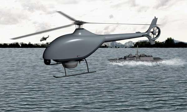 drone francais : VSR700 Jav20110