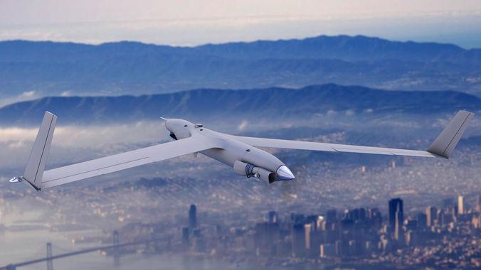 le Boeing ScanEagle  Scanea10