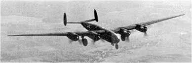 Le Messerschmitt Me 264  Amerika Bomber Tylych10