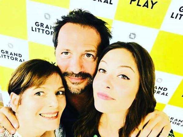 Rencontres avec les comédiens en Mai-Juin 2018 Marsei10