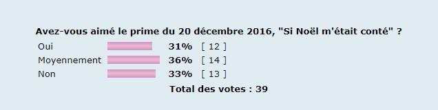 """Prime-time : """"Évasions"""" le mardi 15 décembre Noel10"""