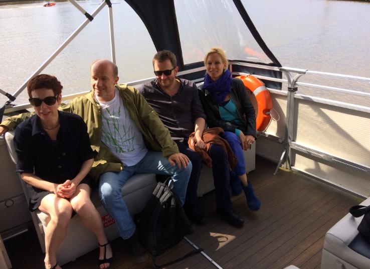 Rencontres avec les comédiens en Mai-Juin 2018 Vichy110