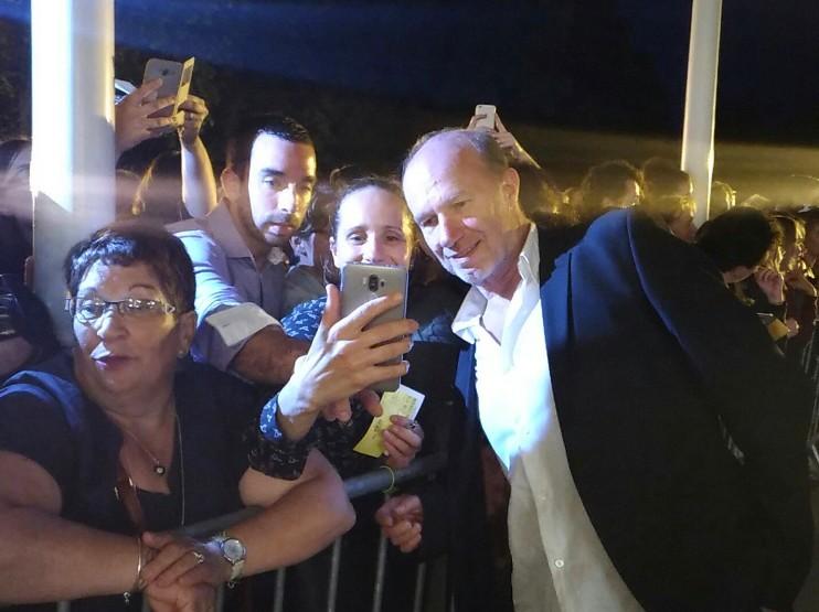 Rencontres avec les comédiens en Mai-Juin 2018 Vichy210