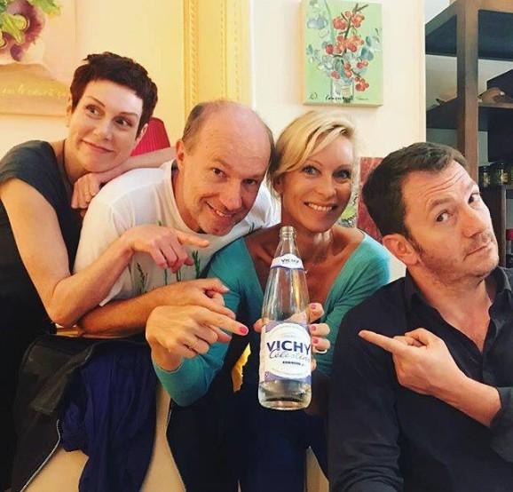 Rencontres avec les comédiens en Mai-Juin 2018 Vichy410