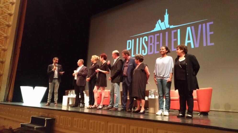 Rencontres avec les comédiens en Mai-Juin 2018 Vichy510