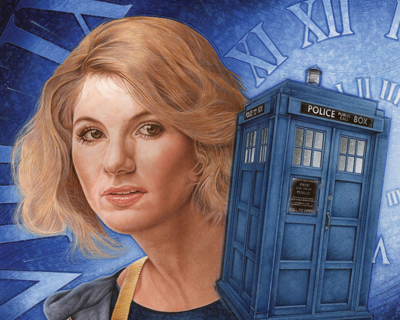 """Série """"Doctor Who"""" - Page 25 Jodie-10"""
