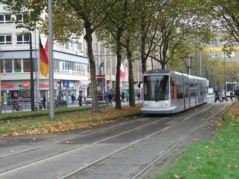 Tram de Düsseldorf Dscf4216
