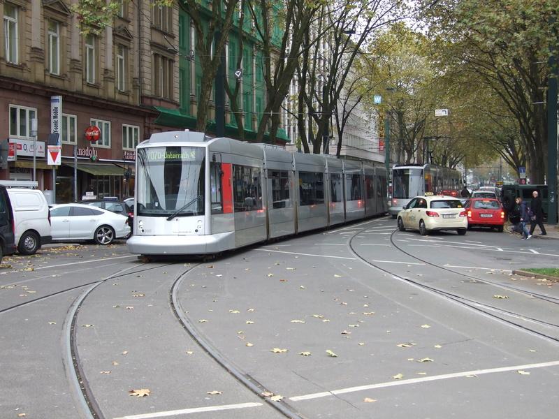Tram de Düsseldorf Dscf4217
