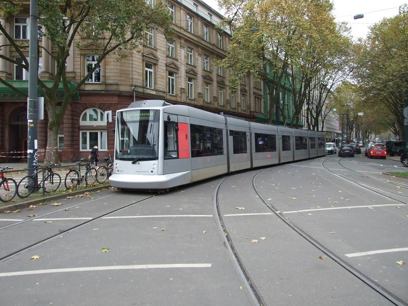 Tram de Düsseldorf Dscf4218