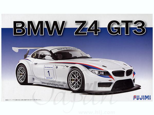 Fujimi BMW Z4 GT3 Fuj12510
