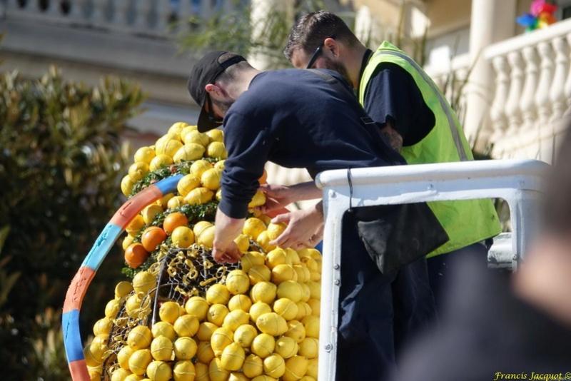 85° Fête du Citron à MENTON (06) 2110