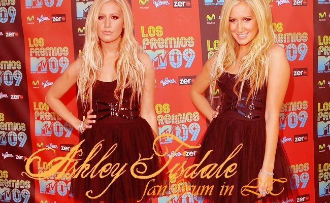 Ashley Tisdale fanų forumas