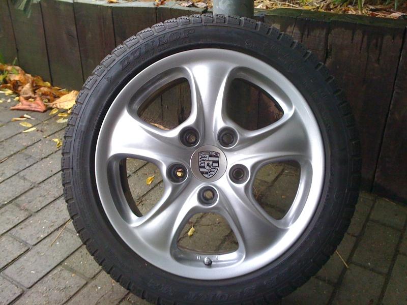 (vendus) pneus hiver 996 Img_0410