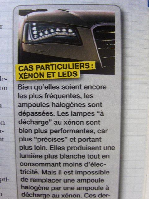 Quels types d'ampoules pour un rendu blanc sur nos vectra ??? - Page 3 Ampoul15