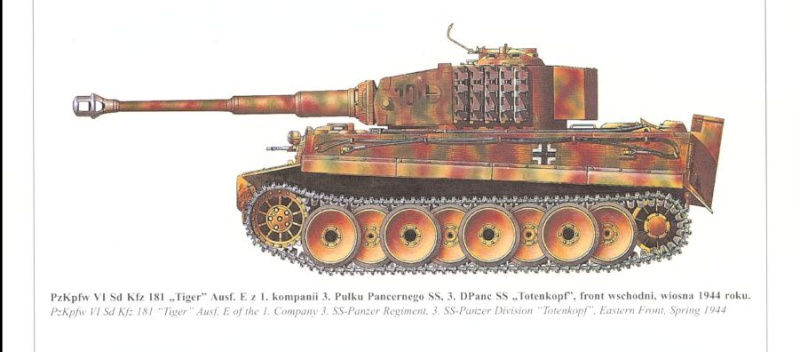 Spz.Abt 502 Tiger Nr: 100 10010