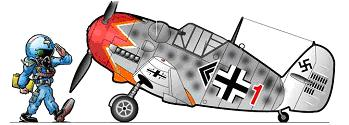 1/32nd Focke Wulf Fw190 A5 109g74