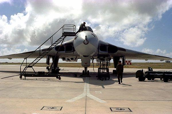 Airfix Avro Vulcan B Mk2 12210
