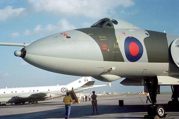 Airfix Avro Vulcan B Mk2 123410