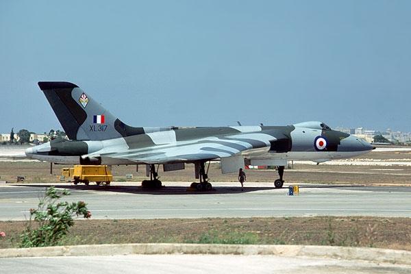Airfix Avro Vulcan B Mk2 12410