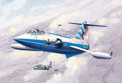Hasegawa F-104G 1/48 3035110