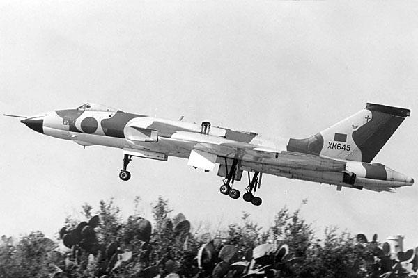 Airfix Avro Vulcan B Mk2 645_lu10