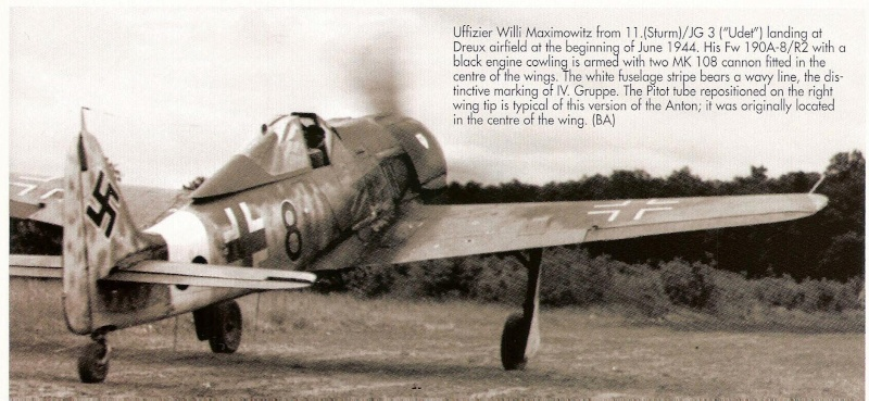 FW190 A8/R8 - 1/48 - Page 2 812