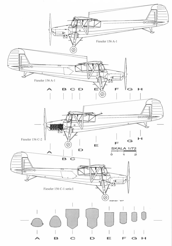 Fieseler Fi156C Storch A110