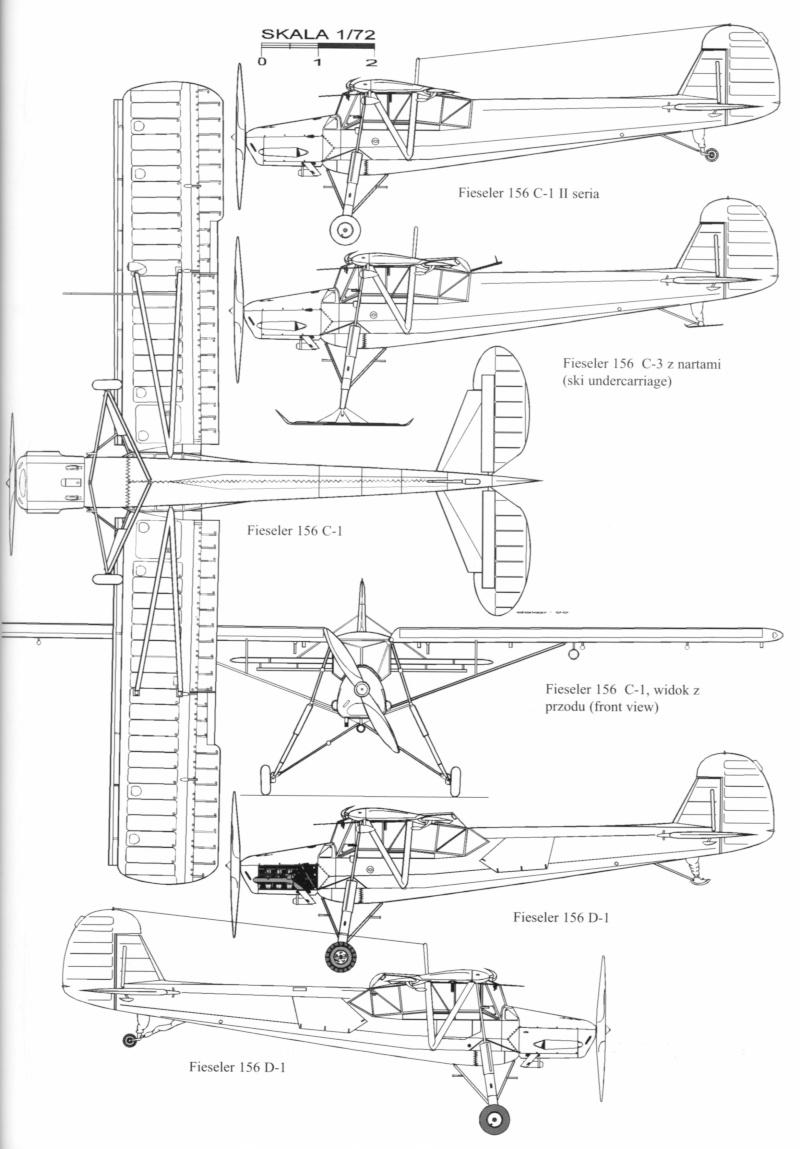 Fieseler Fi156C Storch A310