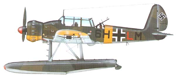 Arado Ar 196 Ar196-12