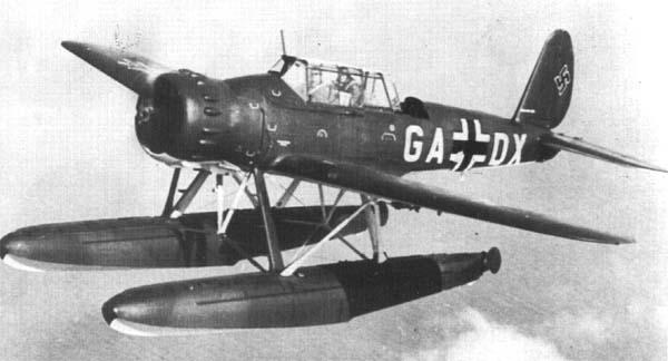 Arado Ar 196 Ar196-17