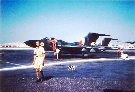 RAF based or visiting Malta post war As100510