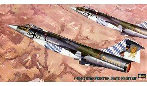 Hasegawa F-104G 1/48 Detail12