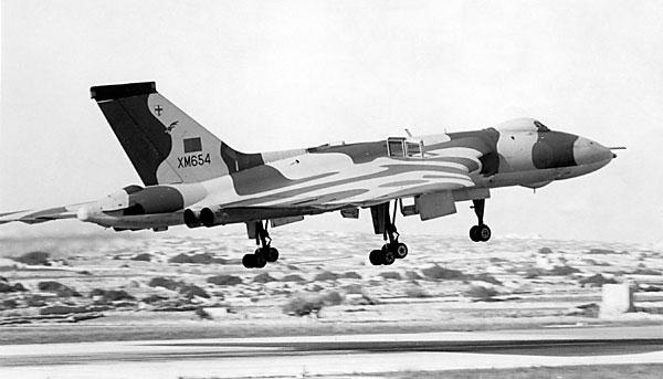 Airfix Avro Vulcan B Mk2 Hal_fa10