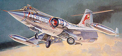 Hasegawa F-104G 1/48 Hapt0110