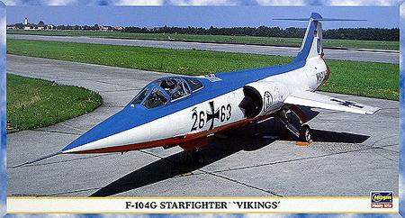 Hasegawa F-104G 1/48 Hsg09410