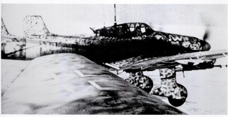 Ju87 Stuka M10