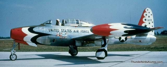 F84G ''Thunderbirds'', 1:48 Tamiya Phoca_10