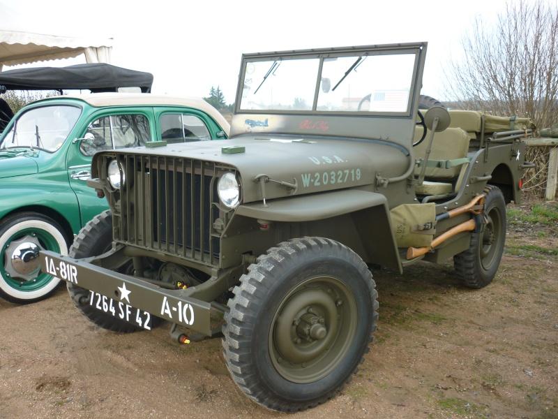 Rassemblement de véhicules anciens à St Galmier du 20 Mars 2011 20_mar41