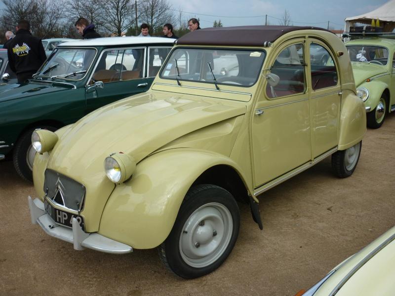 Rassemblement de véhicules anciens à St Galmier du 20 Mars 2011 20_mar53