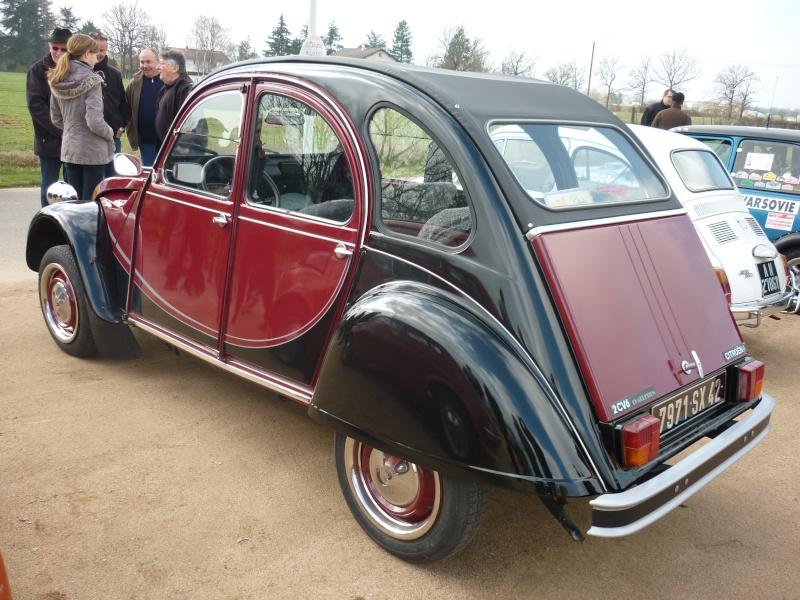 Rassemblement de véhicules anciens à St Galmier du 20 Mars 2011 20_mar62