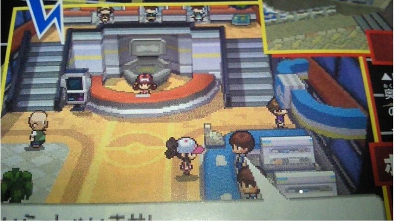 Pocket Monsters: BLACK AND WHITE Pokemo10