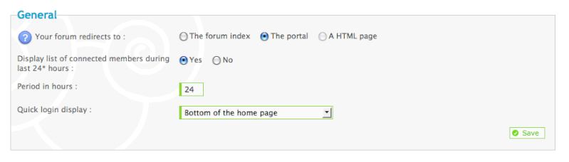 Setting the portal page as the 'default' page Pictur37